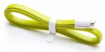 Кабель KingMi Colorful Portable USB cable 60 см Green