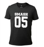 Футболка Mi T-shirt SMASH 05 Black XXL