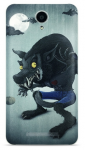 Чехол бампер Xiaomi Redmi Note 2 Cartoon series 3D Werewolf 1154800037