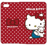 Чехол SANI-06KTA Hello Kitty iPhone5S Leather case