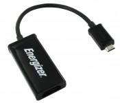 Адаптер Energizer Hightech MHL c Micro USB на HDMI