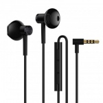 Наушники Xiaomi Huosai 3 Piston Fresh bloom Matte Black HSEJ03JY - копия