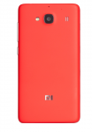 Задняя крышка к телефонам Xiaomi Redmi 2 Red 1152000037