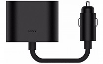 Адаптер RoidMi 1 to 2 charger adapter Black DYQ01RM