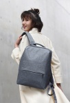 Рюкзак RunMi 90 Points of urban simple shoulder bag Light Gray