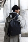 Рюкзак RunMi 90 Points of urban simple shoulder bag Dark Grey