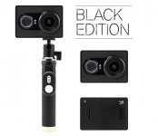 Экшн-камера YI Sport Black Travel International Edition + Remote control button
