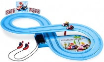 Автотрек CARRERA GO First Racing Track Set SuperMario