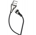Кабель WSKEN Diamond USB-Type-C 1,2m Black