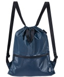 Рюкзак RunMi 90 Points Lightweight Urban Drawstring Backpack Blue