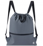 Рюкзак RunMi 90 Points Lightweight Urban Drawstring Backpack Dark Grey