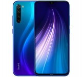 Смартфон Xiaomi Redmi Note 8 4/64GB Neptune Blue EU/CE