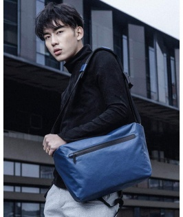Сумка 90FUN Fashionable Postman Bag Blue