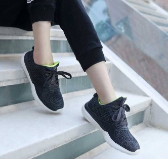 Кроссовки Xiaomi FreeTie sports shoes size EUR 41 Black/Green FTZNXB02YC