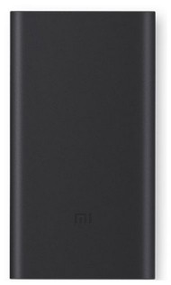 Универсальная батарея Xiaomi Mi power bank 2 Black 10000mAh (VXN4176CN)