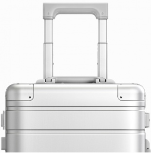 Чемодан RunMi 90 Points Metal Suitcase Silver 20` NEW