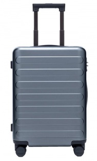 Чемодан RunMi 90 suitcase Business Travel Quiet Gray 28`